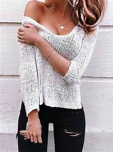 12 amazing teen outfits with black jeans - Page 6 of 12 - myschooloutfits.com