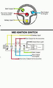 Help Wiring Up Push Start Button And Ign Switch