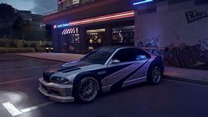 BMW M3 GTR E46 Hero by geonfsmw Need for Speed 2015