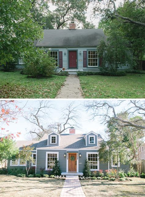 Fixer Upper Curb Appeal Ideas  Nest Of Posies