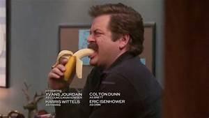 Introducing the Ron Swanson Banana Burger - Eater