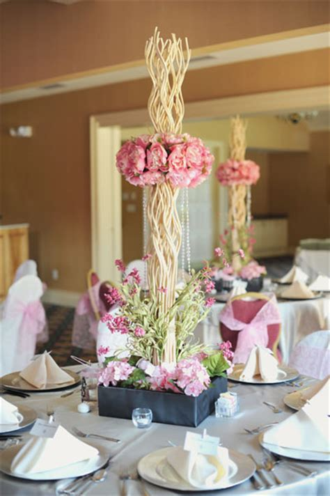 beautiful summer wedding centerpiece inspirations