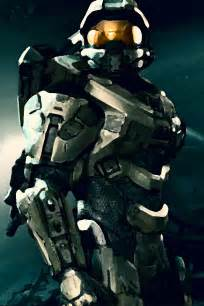 Halo Master Chief iPhone 5 Wallpaper