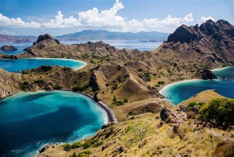 gambar pemandangan indonesia alam gunung pantai laut