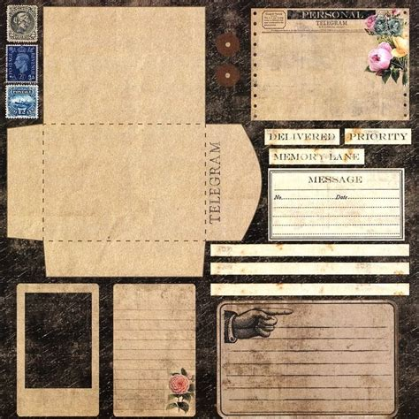 photo  album design sheet dear john  bumazhnye