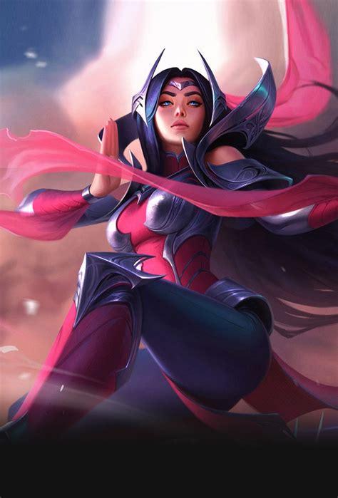 champion update irelia  blade dancer