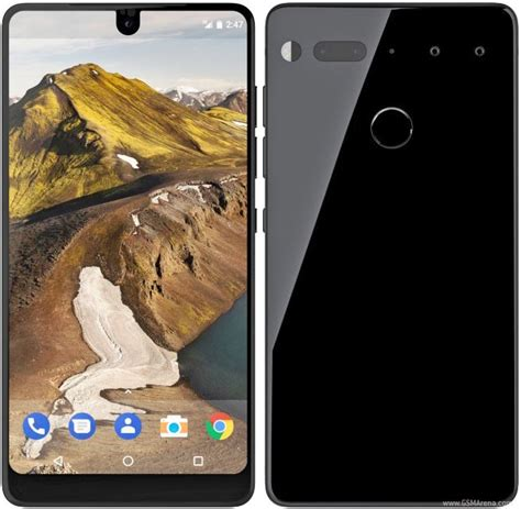 Essential PH-1 pictures, official photos