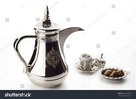 Arabic Coffee Pot Fresh Dates Stock Photo 327598625 Blue Bottle Coffee Organic Kohls Pots Percolator Menu San Francisco Prudential Center Subscription Pot Drive With K Cup