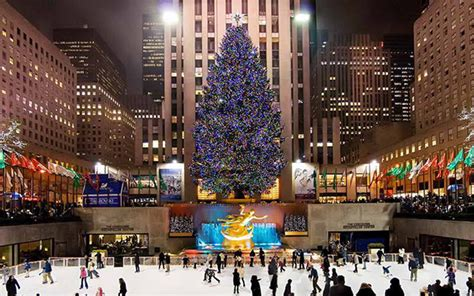 декабрь в нью йорке elegant new york