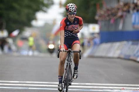 chloe dygert breaks womens world cycling record  sunday win