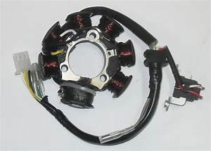 Estator Yamaha Crypton 105  Magnetron
