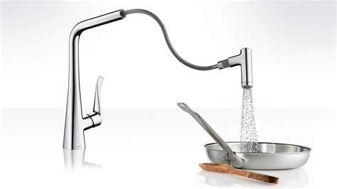 robinet hansgrohe cuisine robinet de cuisine et évier hansgrohe fr