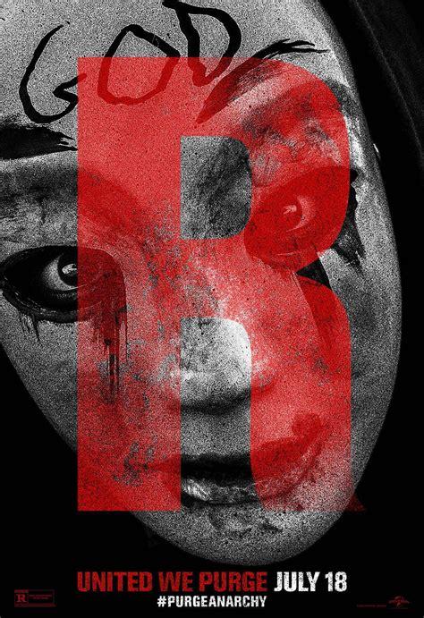 purge anarchy dvd poster movie posters date anarchia notte giudizio del film trailer crime