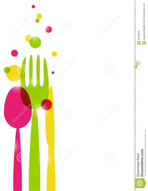 l kitchen design menu background royalty free stock images image 32459259