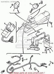 Yamaha Enticer Bike Spare Parts Online