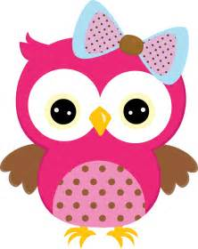 Pink Owl Clip Art submited images