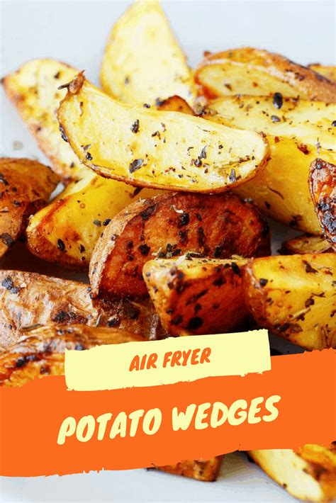 wedges fryer air potato potatoes recipe type spoon fork