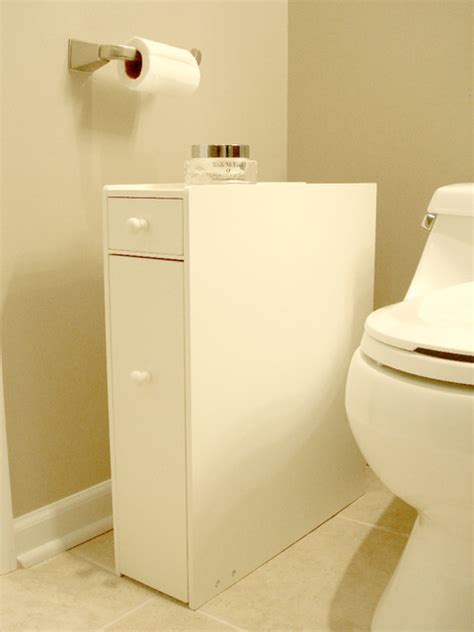 Narrow White Bathroom Floor Cabinet by Bathroom Cabinets With Shelves Narrow Bathroom Floor