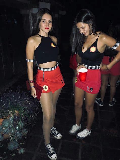 Disfraz promotora de ferrari Disfraces carnaval mujer