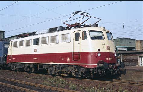 Deutsche Bahn Baureihe E10.12 (112, 113, 114
