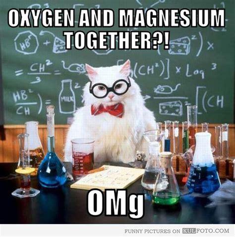 Chemistry Cat Memes - funny science cat memes image memes at relatably com