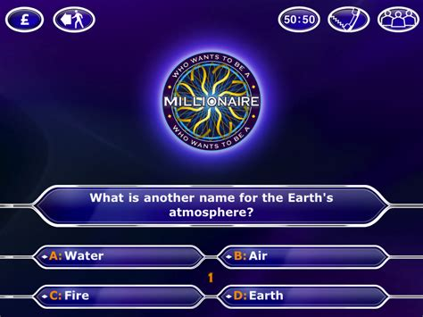 Who Wants To Be A Millionaire Blank Template Powerpoint by Who Wants To Be A Millionaire Template Www Imgkid