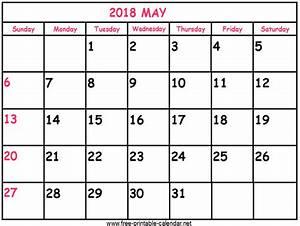 Calendar Print Custom Date Range - kalentri 2018