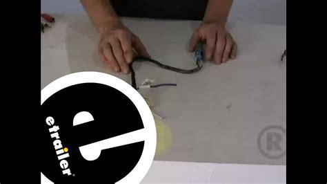 etrailer trailer brake controller wiring colors youtube
