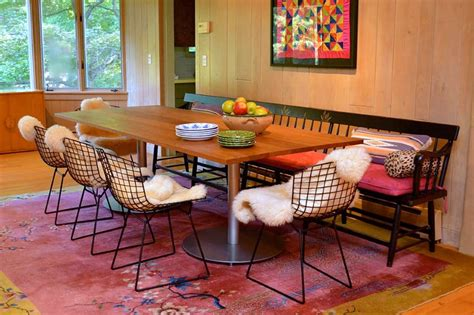 dining chairs ikea 18 eclectic dining rooms with boho style