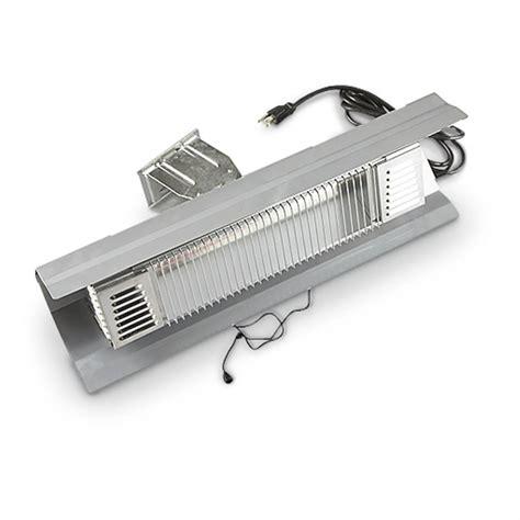 1 200 watt heat zone garage patio heater 167003