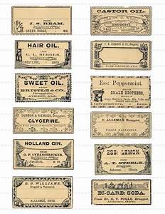 Digital Download Collage Sheet Antique 1800 U0026 39 S Vintage