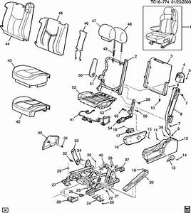 2007 Chevy Suburban Interior Parts
