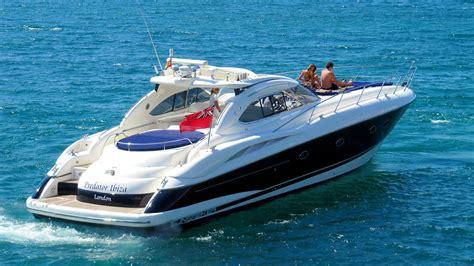 60 Ft Boat by Sunseeker Predator 60ft 187 Boats Ibiza