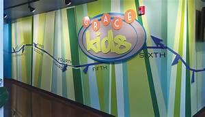 GraceKids Children's Ministry – ASI Signage