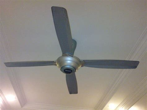 ceiling fan noise changed my ceiling fans from panasonic fm14c5 to alpha vs