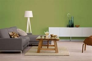Ein raum sechs farben for Markise balkon mit tapeten vorschläge für wohnzimmer