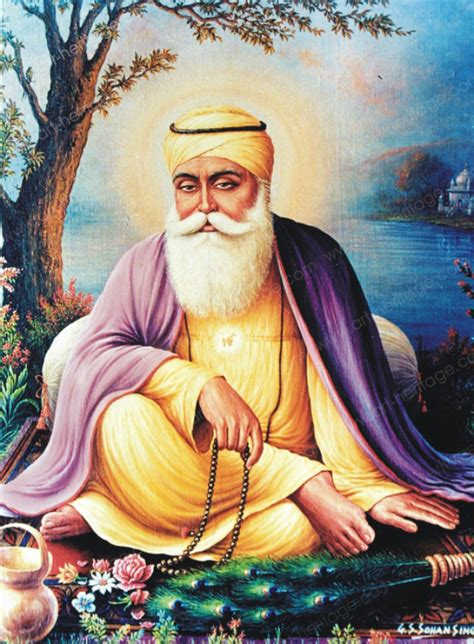 GN-6 - Guru Nanak Dev Ji Painting 6 - Art Heritage