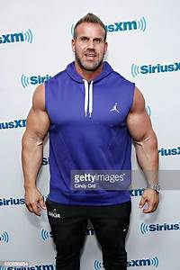 Bodybuilder Jay Cutler Stock Photos And Pictures