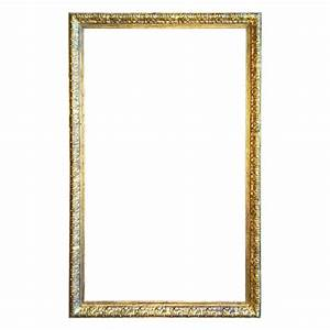Very Large Gilt-Wood Picture Frame, 19th Century at 1stdibs
