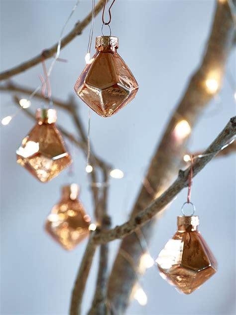 chic copper christmas decor ideas digsdigs