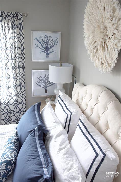 bedroom updates juju hat wall decor duvet cover