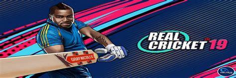 real cricket  mod apk latest version