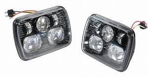 J W  Speaker 8900 Led Headlight Kit For 84