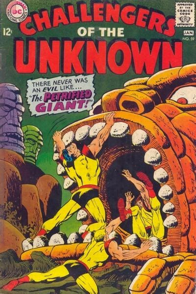 challengers   unknown vol   dc comics