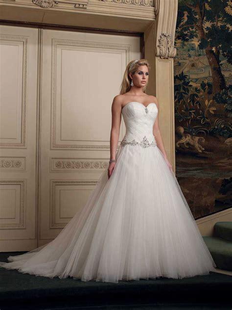 Gorgeous Ball Gown Wedding Dresses