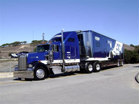 Kenworth Big Rig Truck Porsche By Partywave On Deviantart