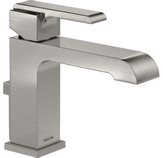 delta ara wall mount faucet faucet t3567lf sswl in brilliance stainless by delta