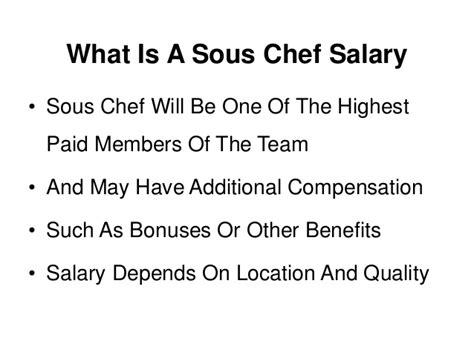 sous chef de cuisine definition what is a sous chef a description and definition