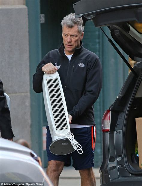 Jon Bon Jovi Does Diy Job Moving Out His Soho