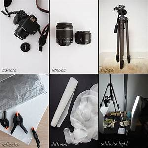 Essential Food Photography Equipment - Shoot the cook - Food photography tips with healthy and ...